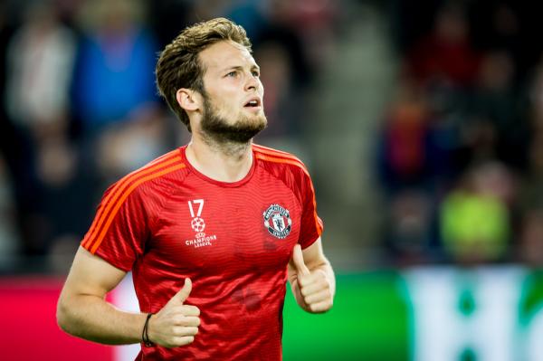 Blind: Mam nadzieję, że van Gaal z nami zostanie