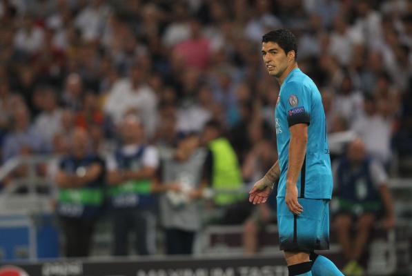 Luis Suarez poleci na Copa America