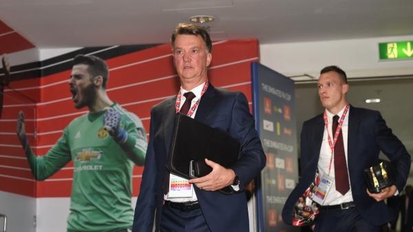 Oficjalnie: Louis van Gaal zwolniony z Manchesteru United!