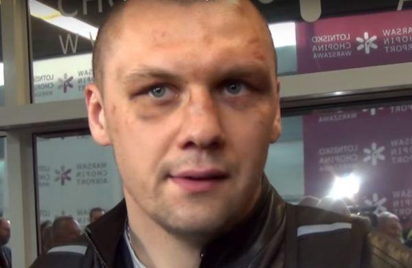Trener Lebiediewa chce walki z Głowackim