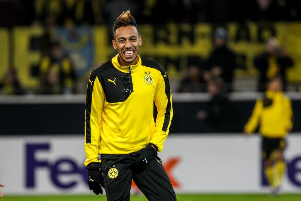 Aubameyang zostaje w Borussii Dortmund