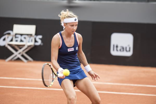 French Open: polskie deblistki ze zmiennym szczęściem