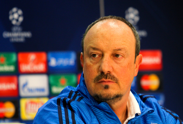 Z Realu do drugiej ligi: Benitez zostaje w Newcastle!