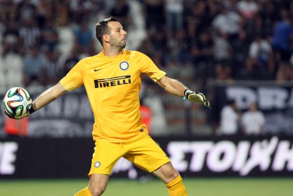 Samir Handanovic trzy lata dłużej z Interem