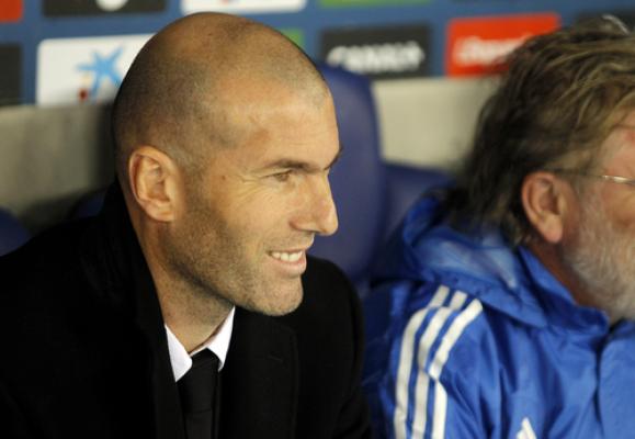 Zidane: Najważniejsze, żeby biegać, biegać i jeszcze raz biegać