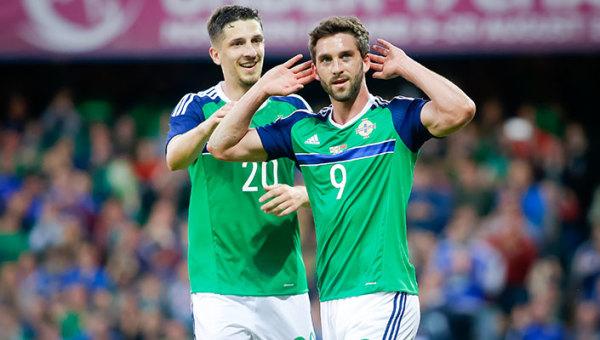 Kadra reprezentacji Irlandii Północnej na Euro 2016