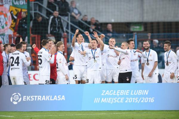 Sadowski: Jestem dumny z pracy w Zagłębiu