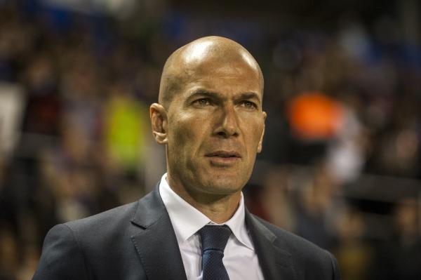 Zidane: Jestem dumny, że należę do rodziny Realu