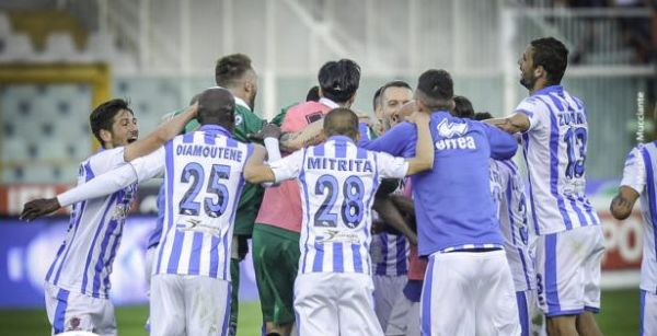 Pescara Calcio bliżej finału gry o Serie A