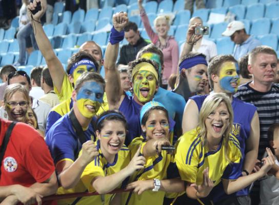 Ukraina wygrała z Rumunią. Siedem goli w Turynie!