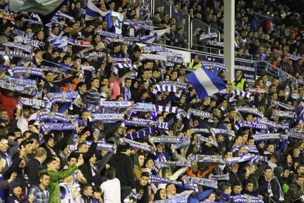 Deportivo Alaves wraca do Primera Division
