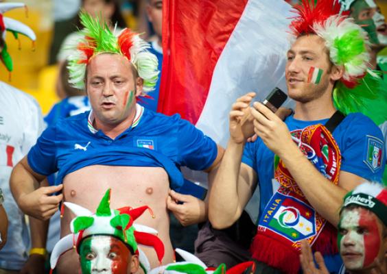 Towarzysko: Włosi pokonali Szkocję