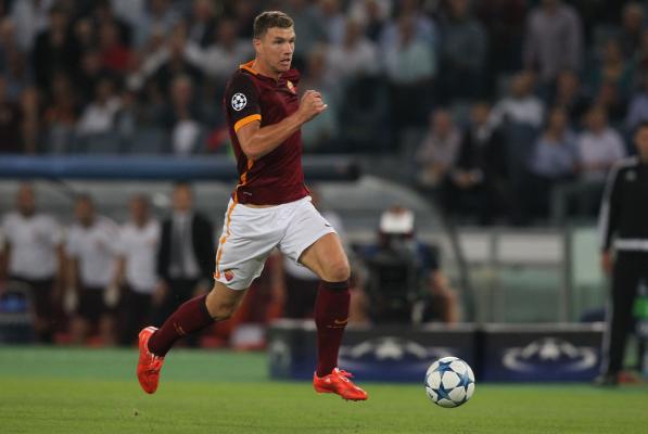 Edin Dżeko w kręgu zainteresowań Galatasaray