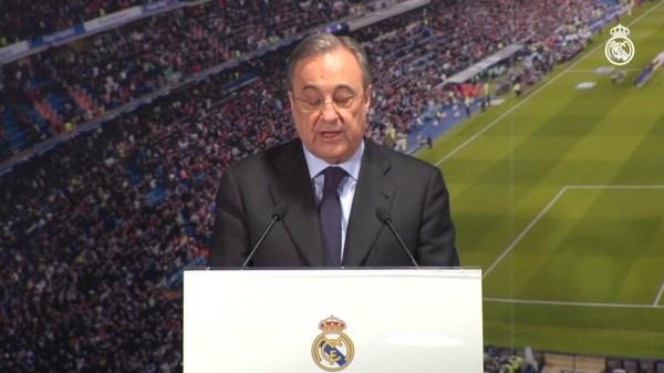 """Perez zapowiada wzmocnienia! """"Przyjdą wspaniali piłkarze, jakich chce wiele klubów"""""""
