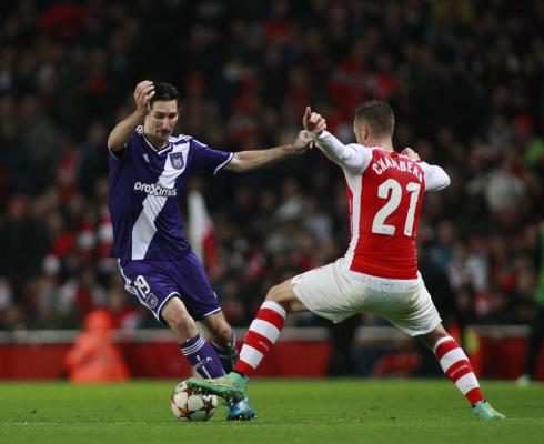 Arsenal wypożyczy Caluma Chambersa?