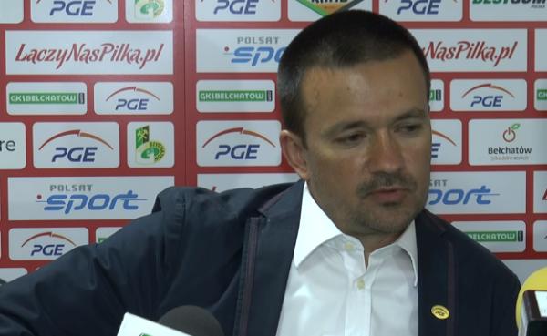 Ulatowski odszedł z GKS-u Bełchatów