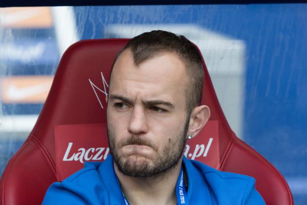 Lovrencsics: Jestem lepszym zawodnikiem, niż na początku gry w Lechu