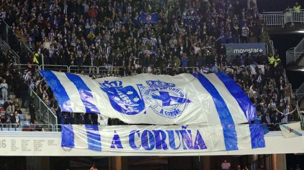 Deportivo La Coruna zwolniło trenera