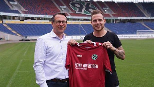 Bundesliga: Bakalorz wzmocni Hannover