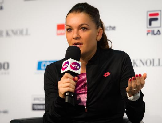 Radwańska: Jestem wściekła! To nie jakiś podrzędny turniej, tylko Wielki Szlem!