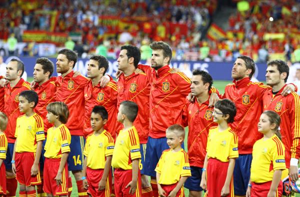 Del Bosque ogłosił skład hiszpańskiej kadry. Saul nie jedzie na EURO!