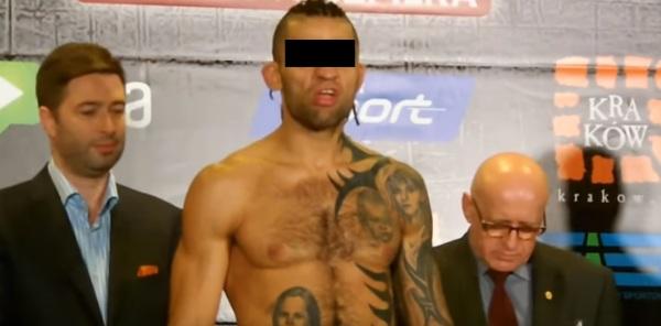 Znany polski bokser za kratkami!
