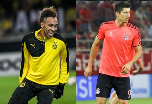 Niemieckie media: Lewandowski przewyższa Aubameyanga. Zarówno pod względem piłkarskim, jak i charakterologicznym