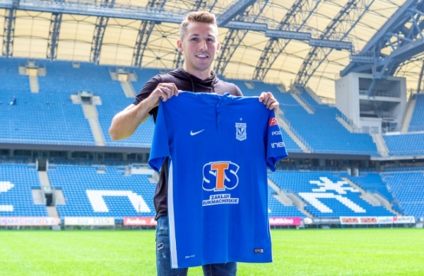 Majewski podpisał trzyletni kontrakt z Lechem