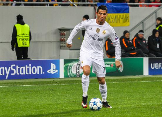 Cristiano Ronaldo wkurzył sponsora. Poszło o finał Ligi Mistrzów