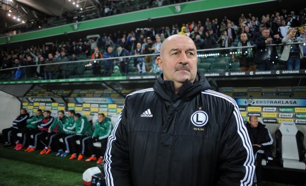 Czerczesow odchodzi z Legii. Były trener Anderlechtu następcą?