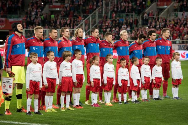 Mecze towarzyskie: Czechy wygrały z Rosją