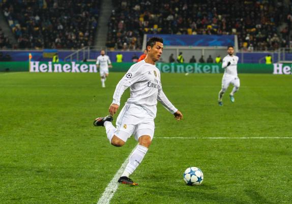 Ronaldo najpopularniejszym sportowcem świata według ESPN