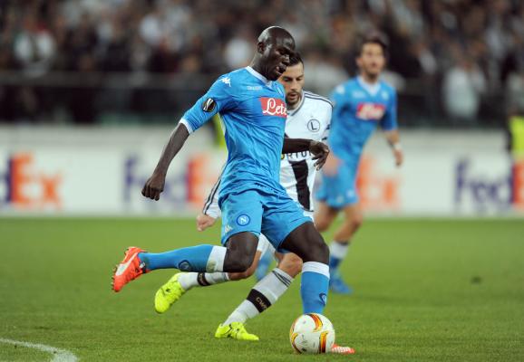 Napoli odrzuciło ofertę Chelsea za Koulibaly'ego
