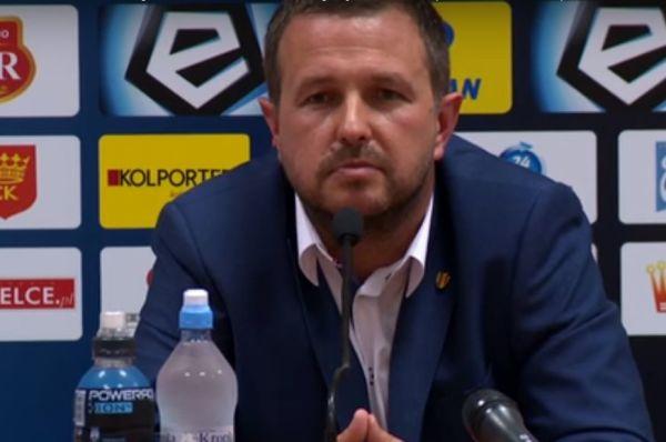 Nowy trener Korony: Będą grać najlepsi