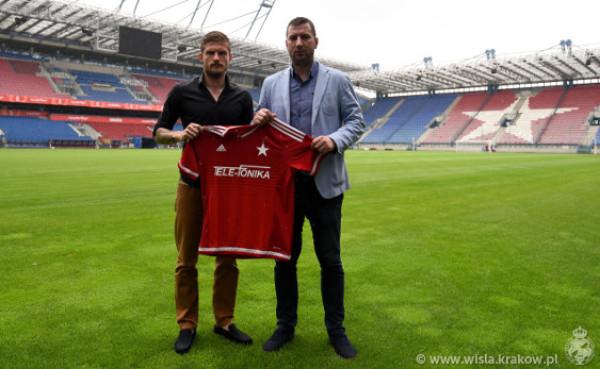 Mójta podpisał dwuletni kontrakt z Wisłą Kraków
