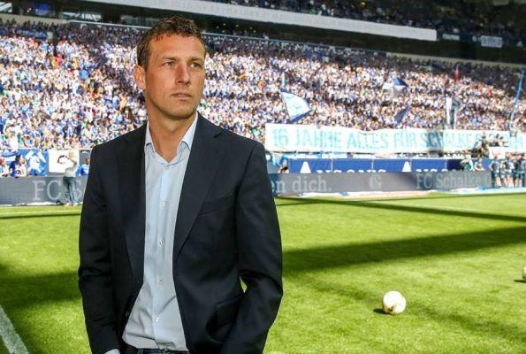 Weinzierl nowym trenerem Schalke 04