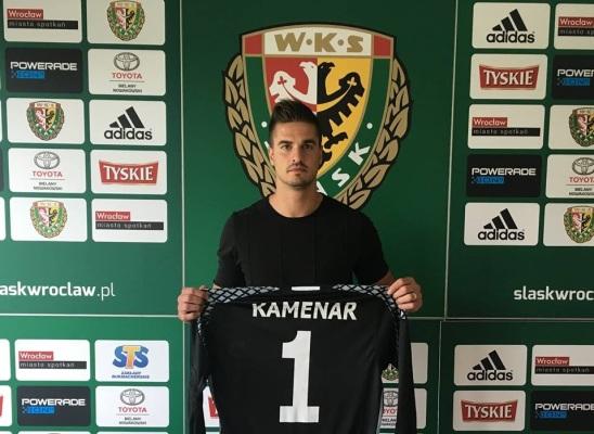 Słowacki bramkarz przejdzie do Śląska Wrocław