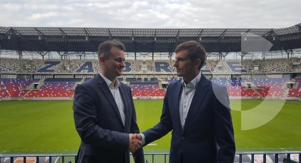 Marcin Brosz został trenerem Górnika Zabrze
