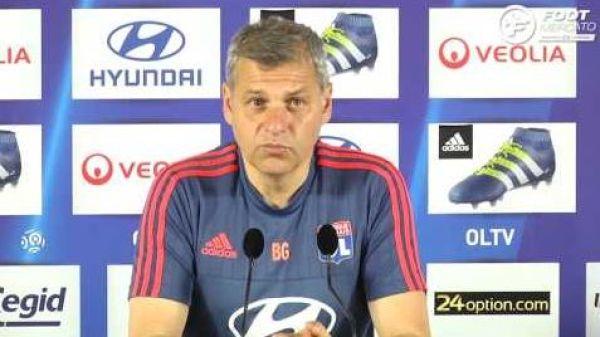 Nowy kontrakt trenera Olympique Lyon