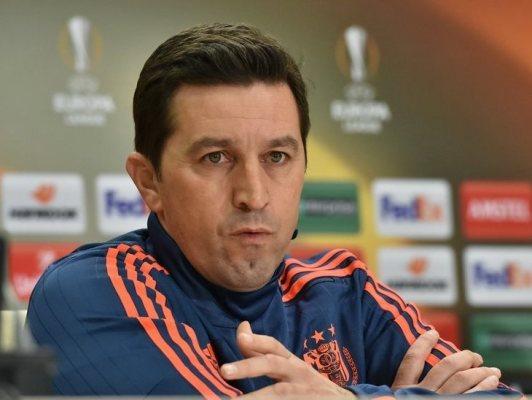 Oficjalnie: Besnik Hasi został trenerem Legii Warszawa