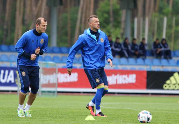 Mecze towarzyskie: Ukraina wygrała z Albanią