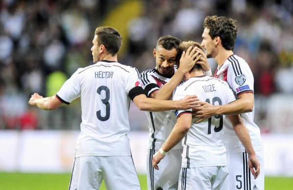 Towarzysko: Niemcy wygrali z Węgrami
