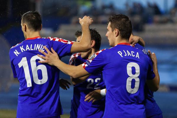 10 goli! Chorwacja rozgromiła San Marino