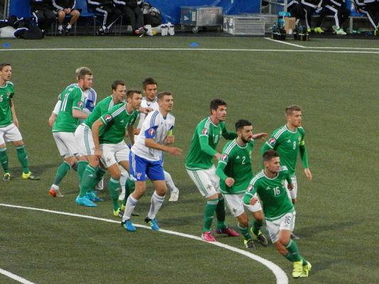 Rekordowa seria Irlandii Północnej. Nasi grupowi rywale nie przegrali od 12 spotkań