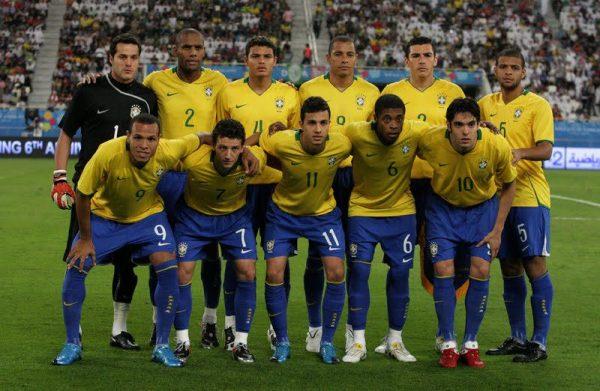 Szczęśliwy remis Brazylii po koszmarnym błędzie arbitra [VIDEO]