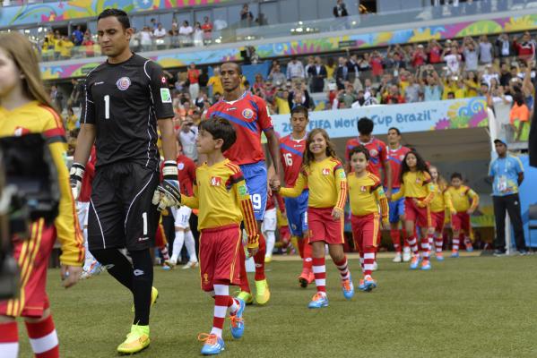 Copa America: Kostaryka zremisowała z Paragwajem