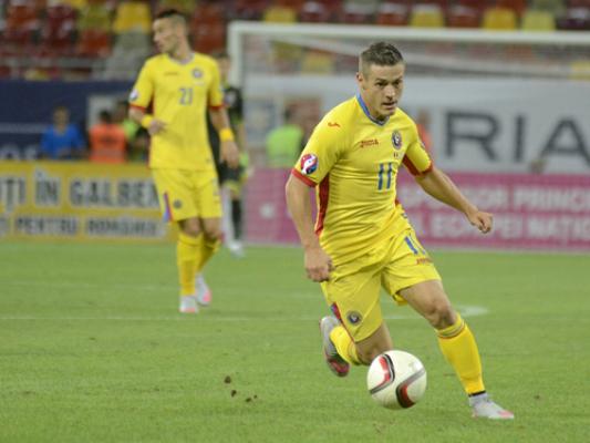 Legia zainteresowana reprezentantem Rumunii