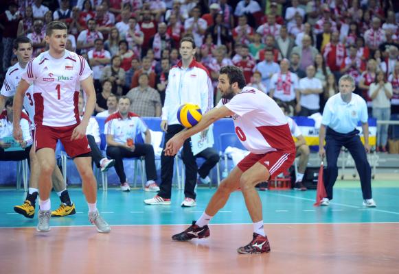 Siatkarze poznali rywali na igrzyskach w Rio