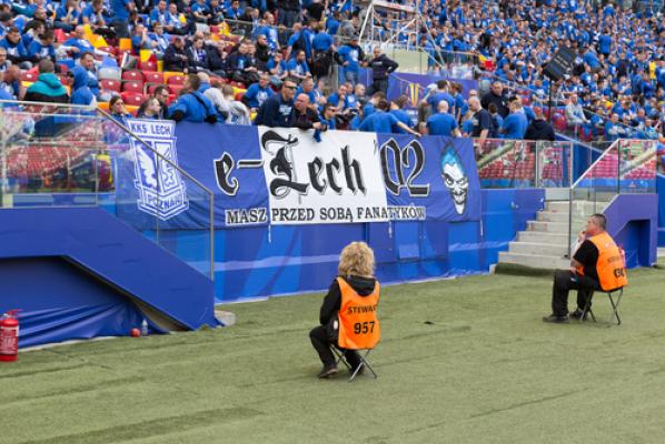 Lecha opuszcza czwórka piłkarzy zespołu rezerw