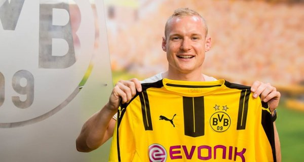 Borussia pozyskała pomocnika Bayernu